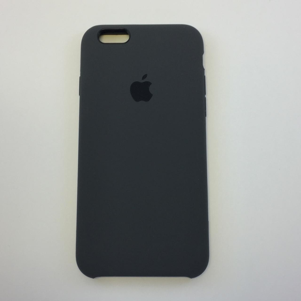 Силиконовый чехол iPhone 6/6s, мокрая галька, copy original