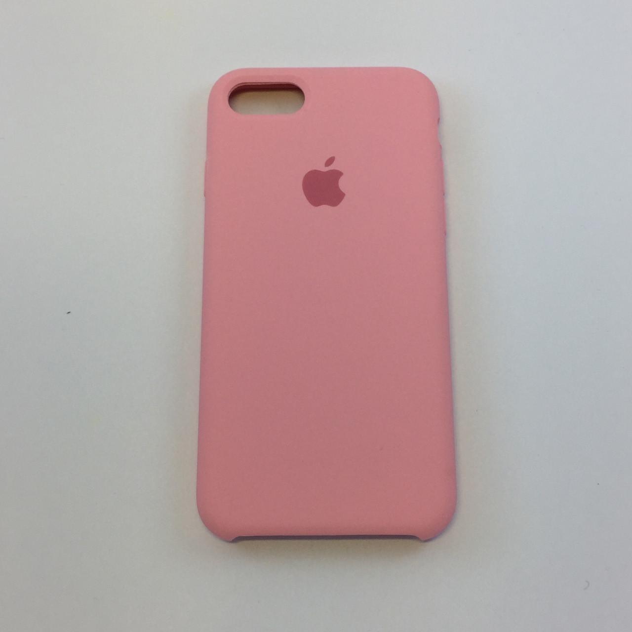 Силиконовый чехол iPhone 8, цветущая роза, copy original