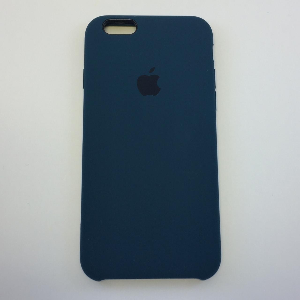 Силиконовый чехол для iPhone 5/5s/SE, - «мистический» - copy original