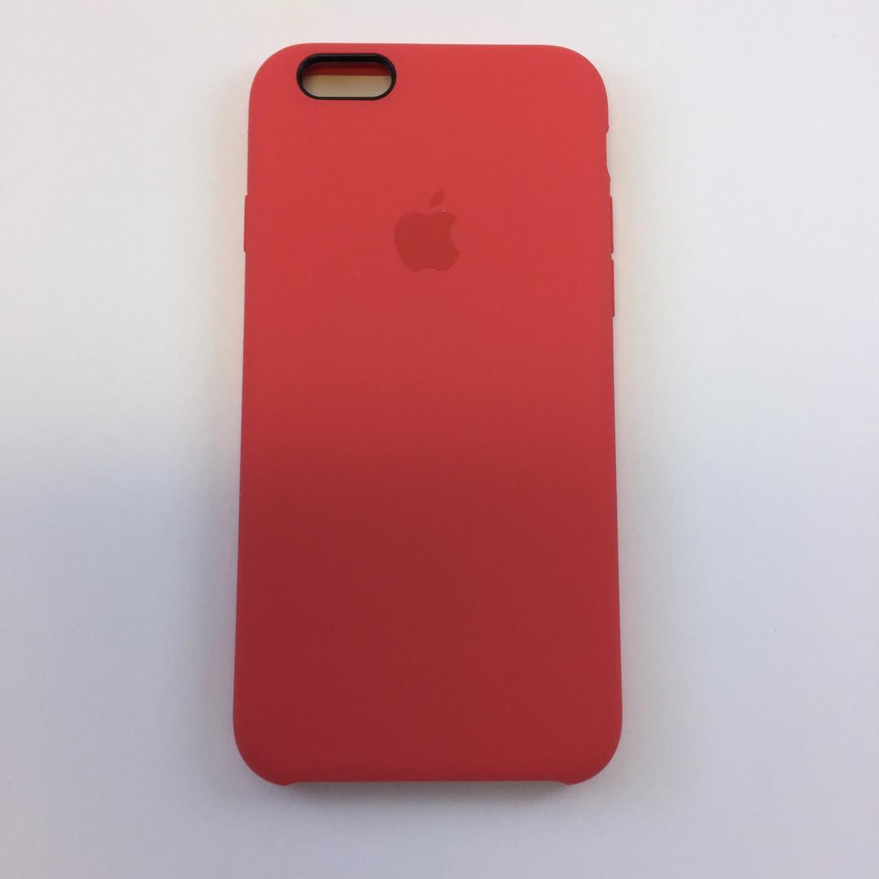Силиконовый чехол iPhone 6/6s, камелия, copy original