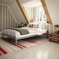Кровать без изголовья в стиле LOFT (NS-970003238)