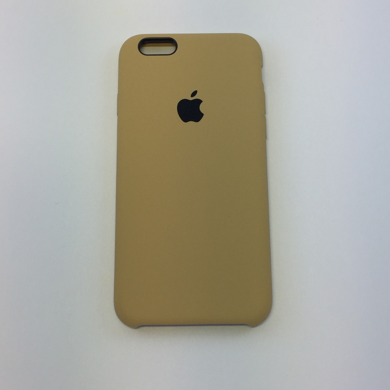 Силиконовый чехол iPhone 7 Plus / 8 Plus, gold, copy original