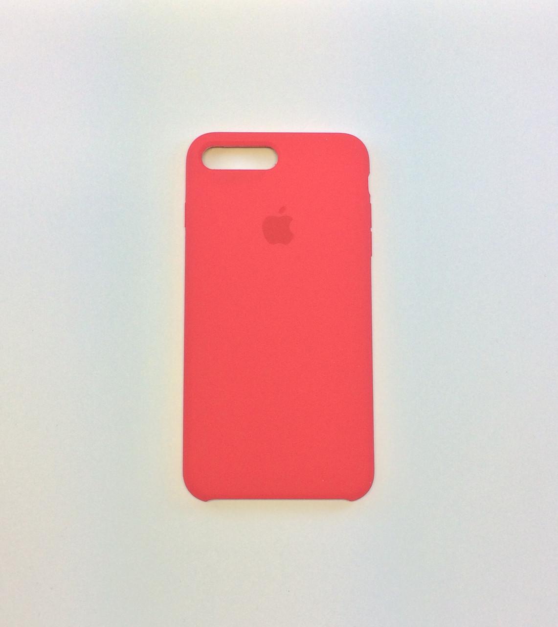 Силиконовый чехол iPhone 8 Plus, спелая малина, copy original