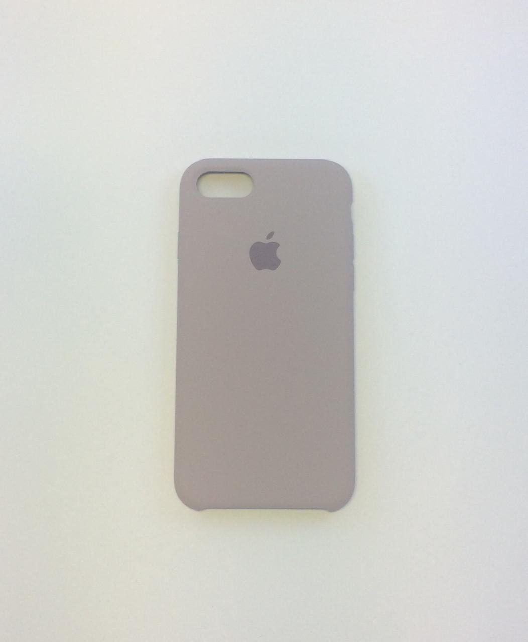 Силиконовый чехол iPhone 8 Plus, лаванда, copy original