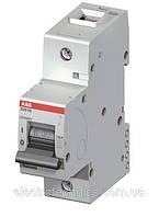 Автоматический выключатель ABB S801B-B100 (1п, 100A, Тип B, 16kA) 2CCS811001R0825