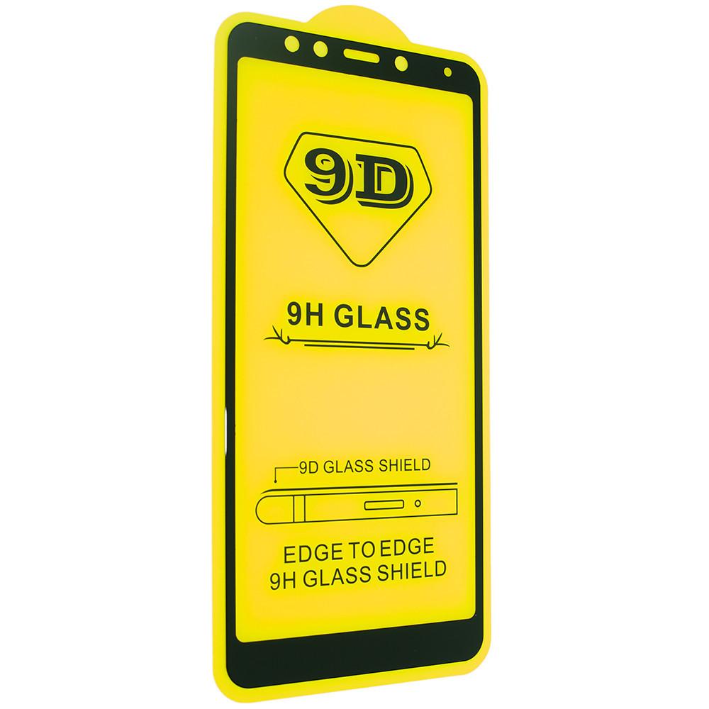 Защитное стекло 9D для Xiaomi Redmi 5 - черный