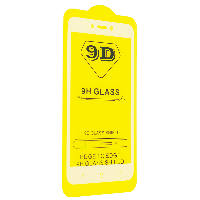 Защитное стекло 9D для Xiaomi Redmi 4x / 5a - Белый