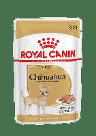 Консервы Royal Сanin Сhihuahua Adult, для чихуахуа, 85г