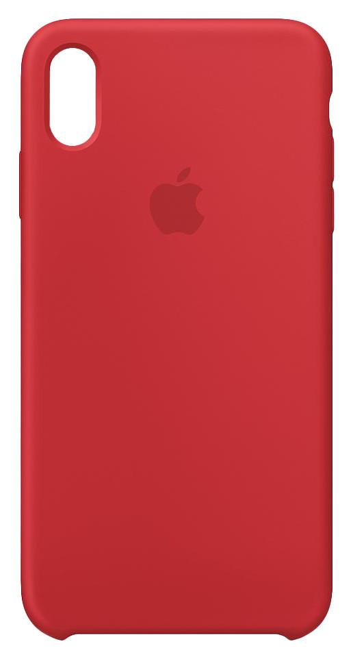 Силиконовый чехол iPhone Xs Max, камелия, copy original