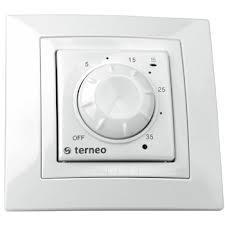 Терморегулятор terneo rol, белый