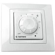 Терморегулятор terneo rol, білий