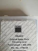 Линза Trumpf focusing lens Focal length =250, 50