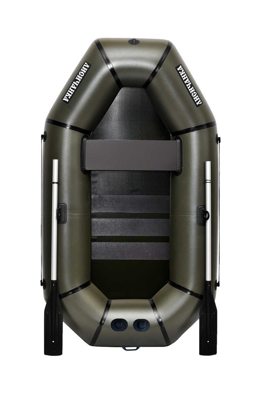 Надувная гребная полтораместная лодка из Пвх Л210С