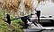 Надувная гребная полтораместная лодка из Пвх Л210ТПУ, фото 4