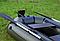 Надувная гребная двухместная лодка из Пвх Л240ТСП, фото 6