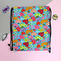 Детская цветная сумка для девочки