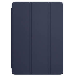 "Чехол-книжка кожа Smart Cover для Apple iPad 9.7"" Air 2 (dark blue)"