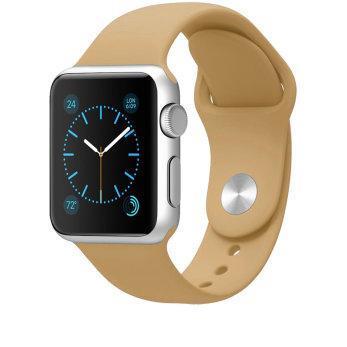"Ремешок для Apple Watch 38/40 mm ""gold"" №28"