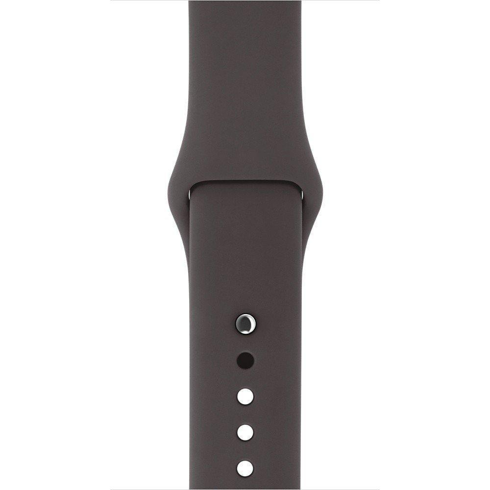 """Ремешок для Apple Watch 42/44 mm """"коричневый"""" №22"""