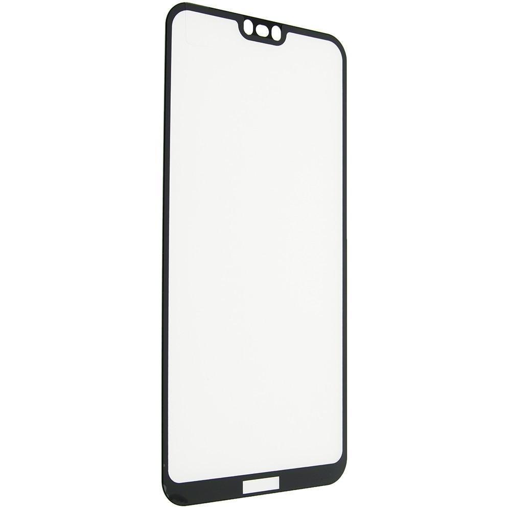 Защитное стекло 5D Nokia 7.1  - черный