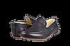 """Мужские туфли в школу """"комфорт"""" calore x02-30a чёрные   весенние"""