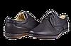 """Мужские туфли в школу """"комфорт"""" calore b511-36 чёрные   весенние"""