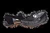 """Мужские туфли в школу """"комфорт"""" calore w8906-13a чёрные   весенние"""