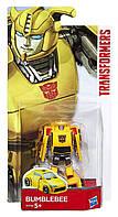 Трансформер Бамблби Шмель 8см классический, класс легенды - Bumblebee, Legends, Hasbro - 138301
