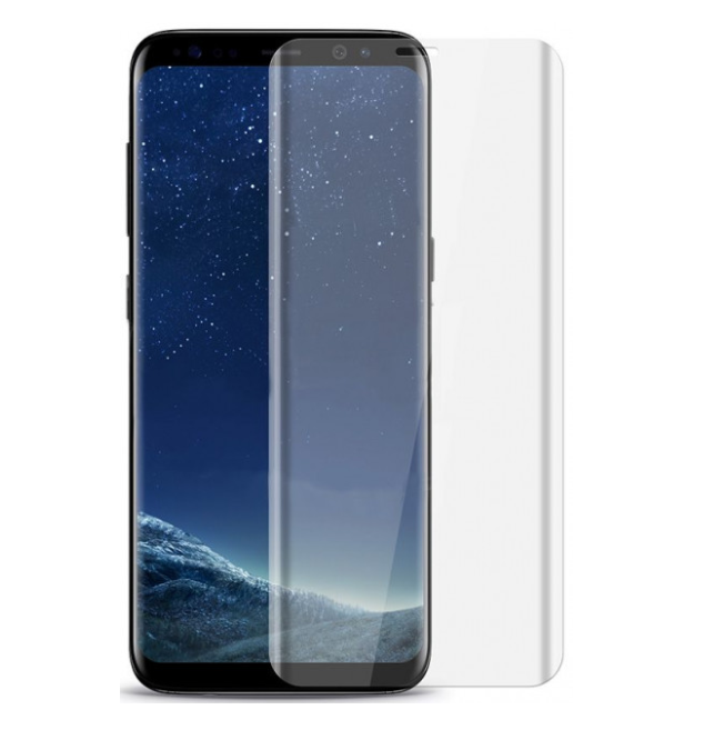 Защитное стекло 5D Future Full Glue для Samsung Galaxy S8 Plus/G955 transparent