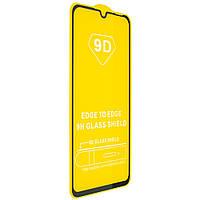 Защитное стекло 9D для Huawei P30 Lite 2019 Черный