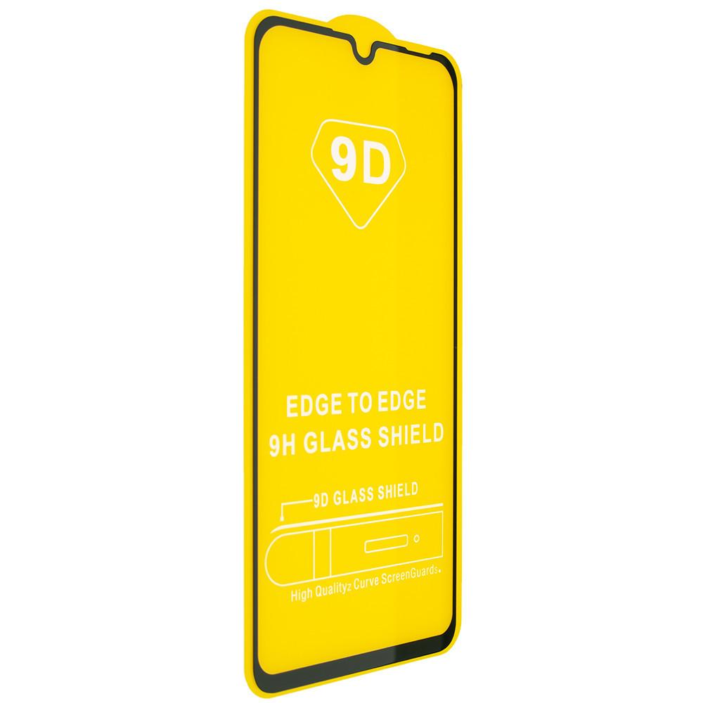 Защитное стекло 9D Full Glue для Huawei P30 Lite 2019 Черный