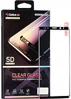 Защитное стекло 5D для Samsung S8 Galaxy G950 Gelius Pro 5D Full Cover Glass Черный