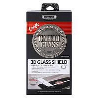 Защитное стекло Remax Caesar 3D iPhone 7 Plus Black (0.3m)