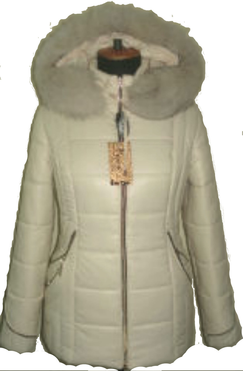 Молодёжная зимняя куртка