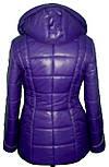 Стильная куртка с капюшоном., фото 3