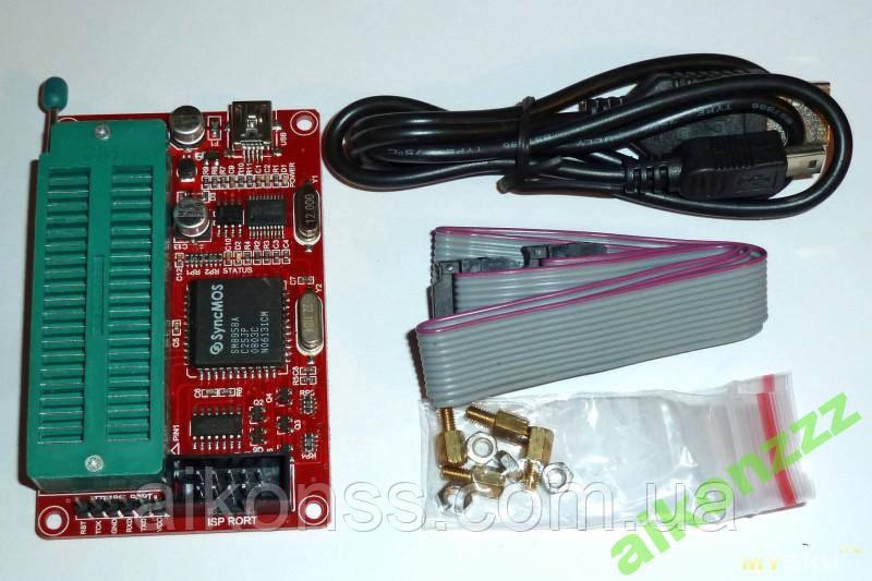 USB Програматор SP200SE SP200S EEPROM 24 , 93 .