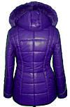 Яркая зимняя куртка , фото 3