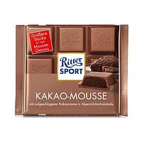 Шоколад Ritter Sport Kakao-Mousse, 100 г (Германия)