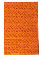 """Бумага тишью """"Листки"""" (10л) Artemio 50х40см Оранжевый, Красный"""