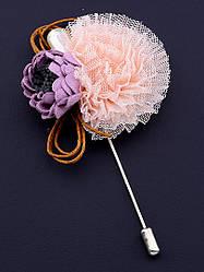 Брошки-украшения для одежды 'Hanbeishi(Корея)' Ткань
