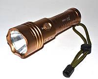 Світлодіодний ліхтар Small Sun ZY-T60 T6 Power Bank, фото 1