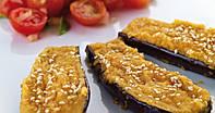 Баклажаны с хумусом (нутом)