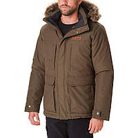 Чоловіча куртка Columbia MARQUAM PEAK ™ JACKET болотна 1798921-319, болотний, AW20