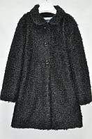 Пальто черное 5 лет (Д)