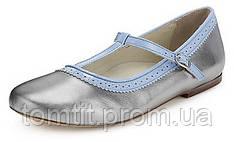 Туфли детские кожаные Marks & Spencer, оригинал, размер 29