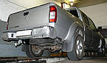 Фаркоп Nissan NP300  2008-, фото 5