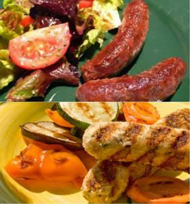 Колбаски по-иордански