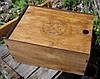 Декоративная коробка из дерева состаренная