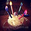 Цветное пламя свечи (5 шт), оригинальные свечи