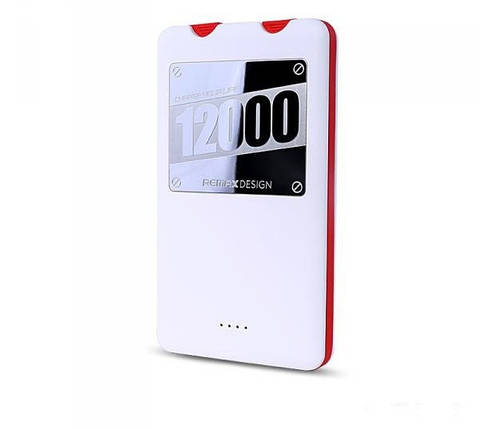 PowerBank Remax King Kong Power Box 12000mAh белый, фото 2